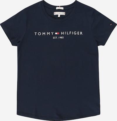 Tricou TOMMY HILFIGER pe navy, Vizualizare produs