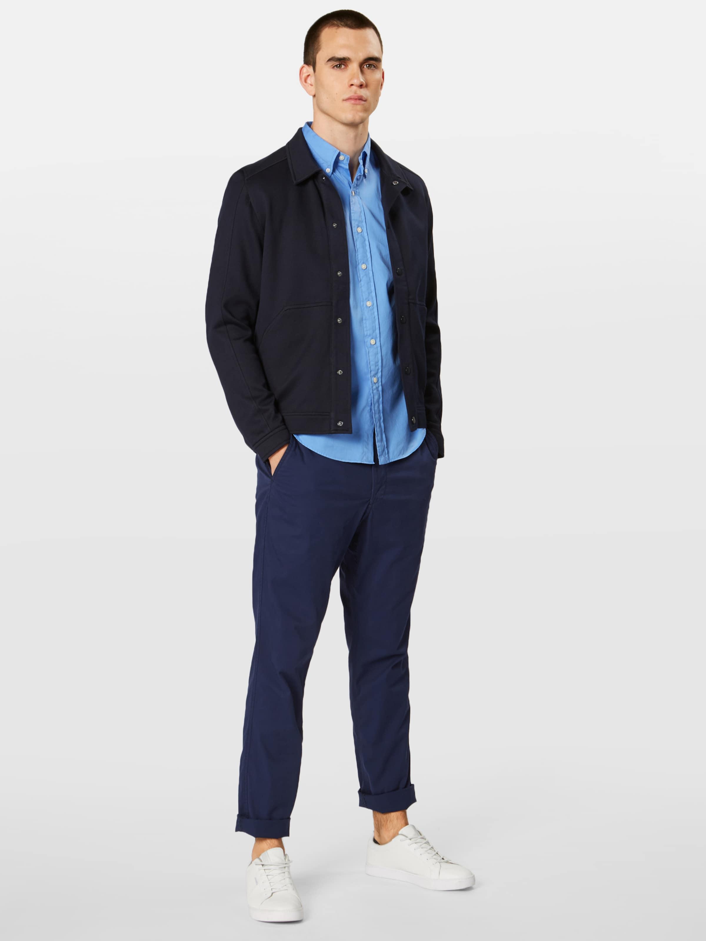 Chemise Polo En short Sleeve Bleu Ralph 'slbdppcsssp sport Lauren Shirt' WIEH2D9