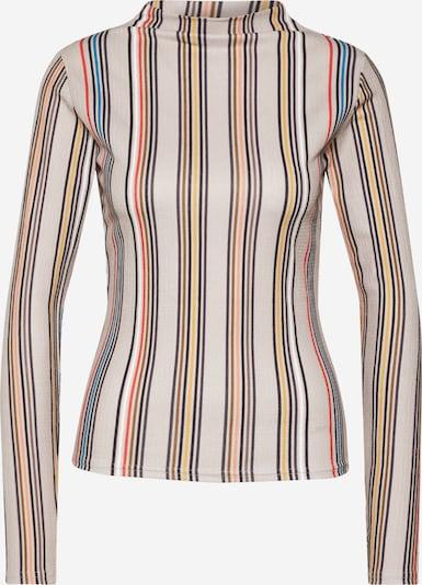 EDITED Shirt 'Jazmin' in beige / blau / rot, Produktansicht