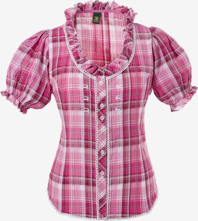 OS-TRACHTEN Trachtenbluse in pink, Produktansicht