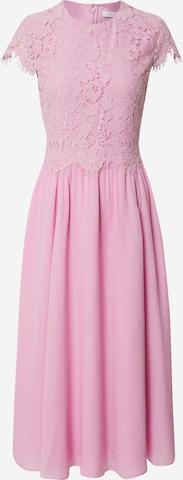 IVY & OAK Kokteilové šaty - ružová