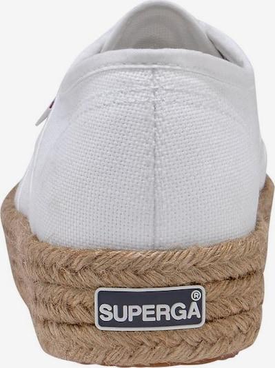 SUPERGA Sneaker '2730-Cotropw' in weiß, Produktansicht