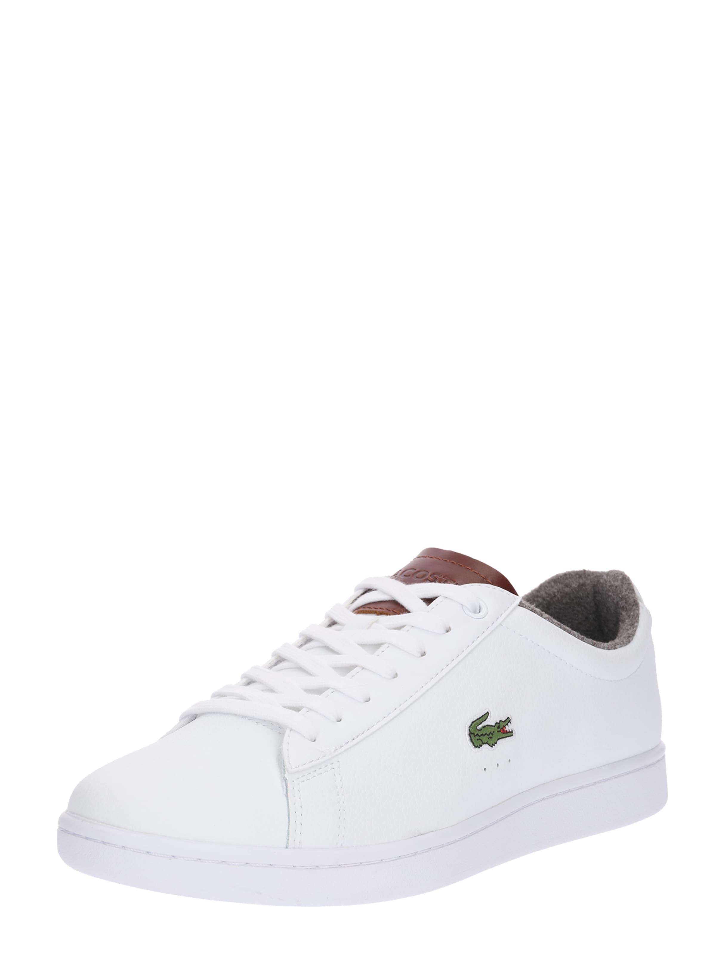 LACOSTE Sneaker Low CARNABY Verschleißfeste billige Schuhe