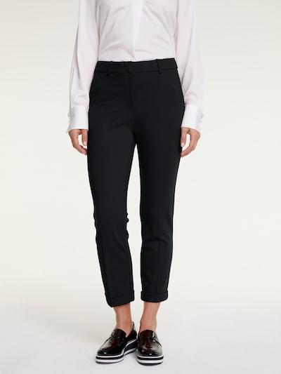 heine Hose in schwarz, Modelansicht