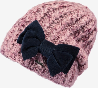 Barts Beanie 'Letitia' in pink / schwarz, Produktansicht