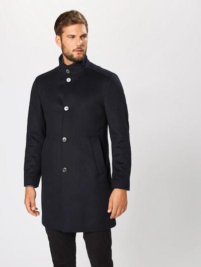 JOOP! Mantel 'Maron' in dunkelblau, Modelansicht