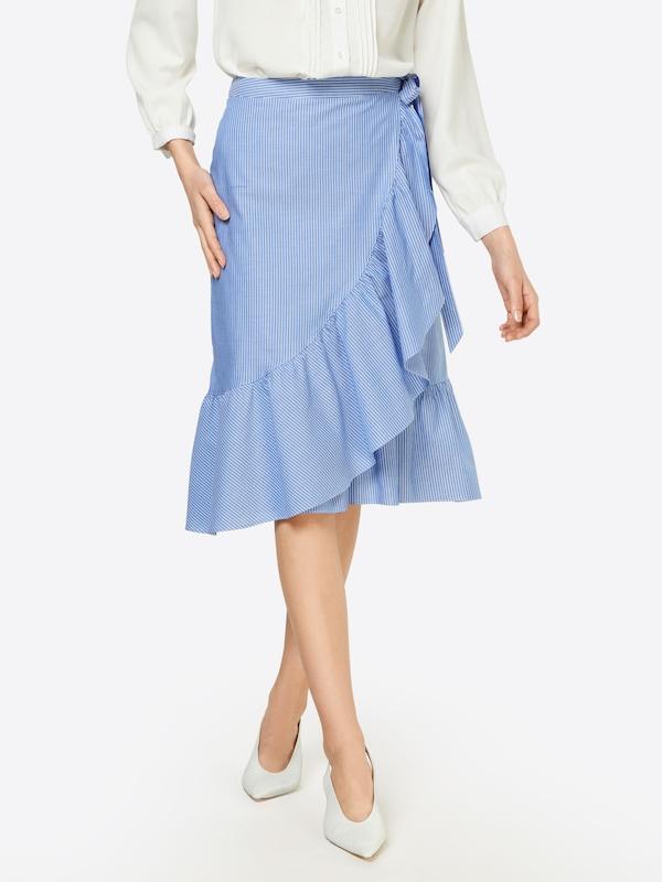 SET Rock in hellblau hellblau hellblau   weiß  Neue Kleidung in dieser Saison 558c83