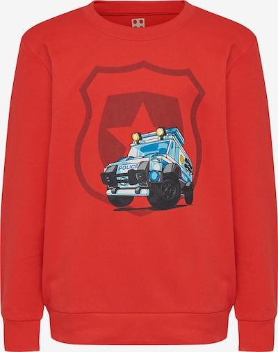 LEGO Sweatshirt in mischfarben / rot, Produktansicht