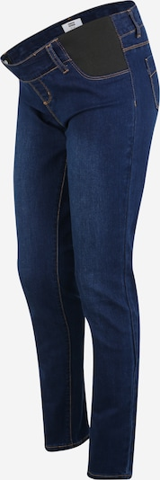 MAMALICIOUS Jean 'Lola' en bleu denim, Vue avec produit