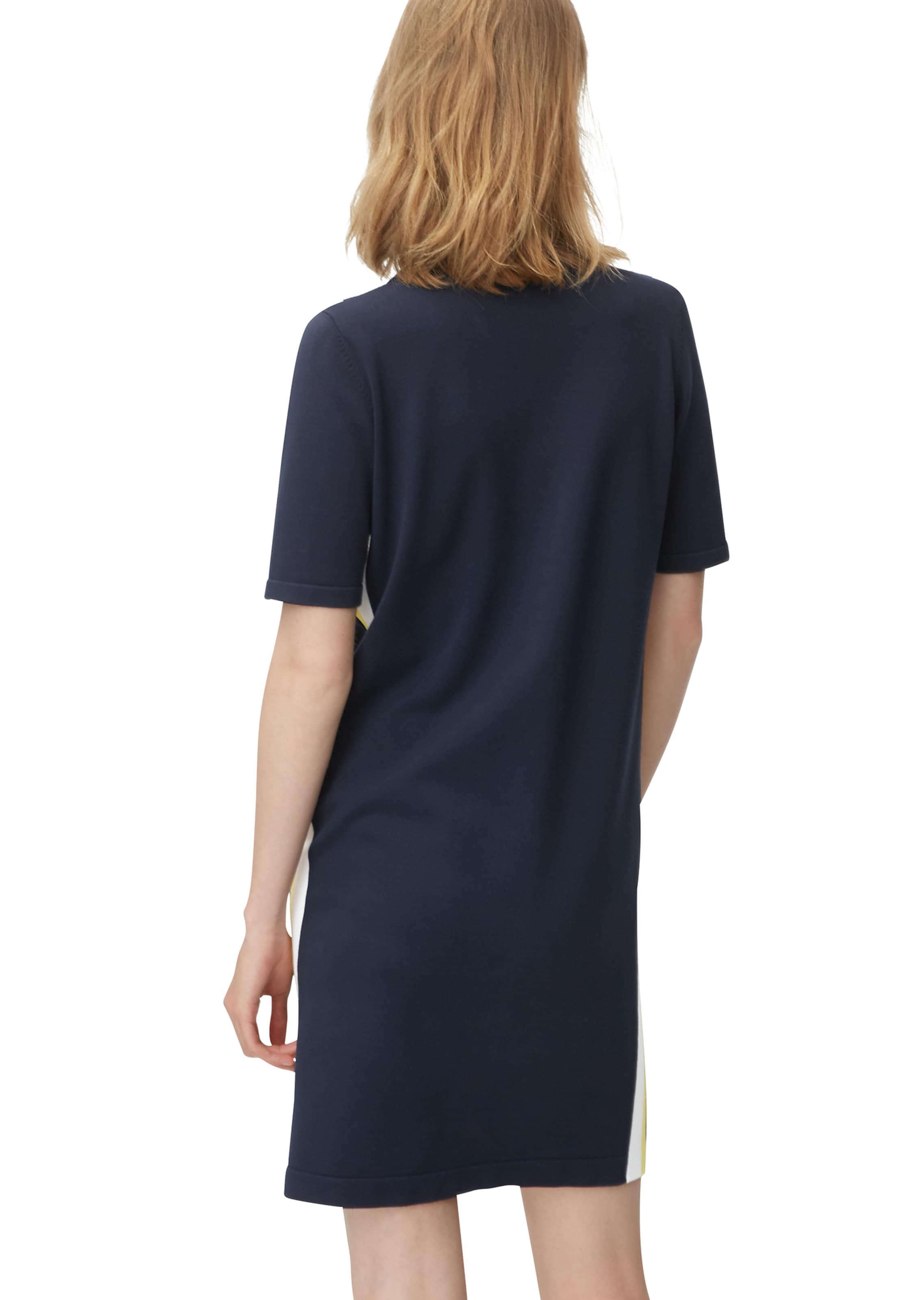 Denim Weiß Kleid O'polo In NachtblauSchilf Marc 6YyIf7vmbg
