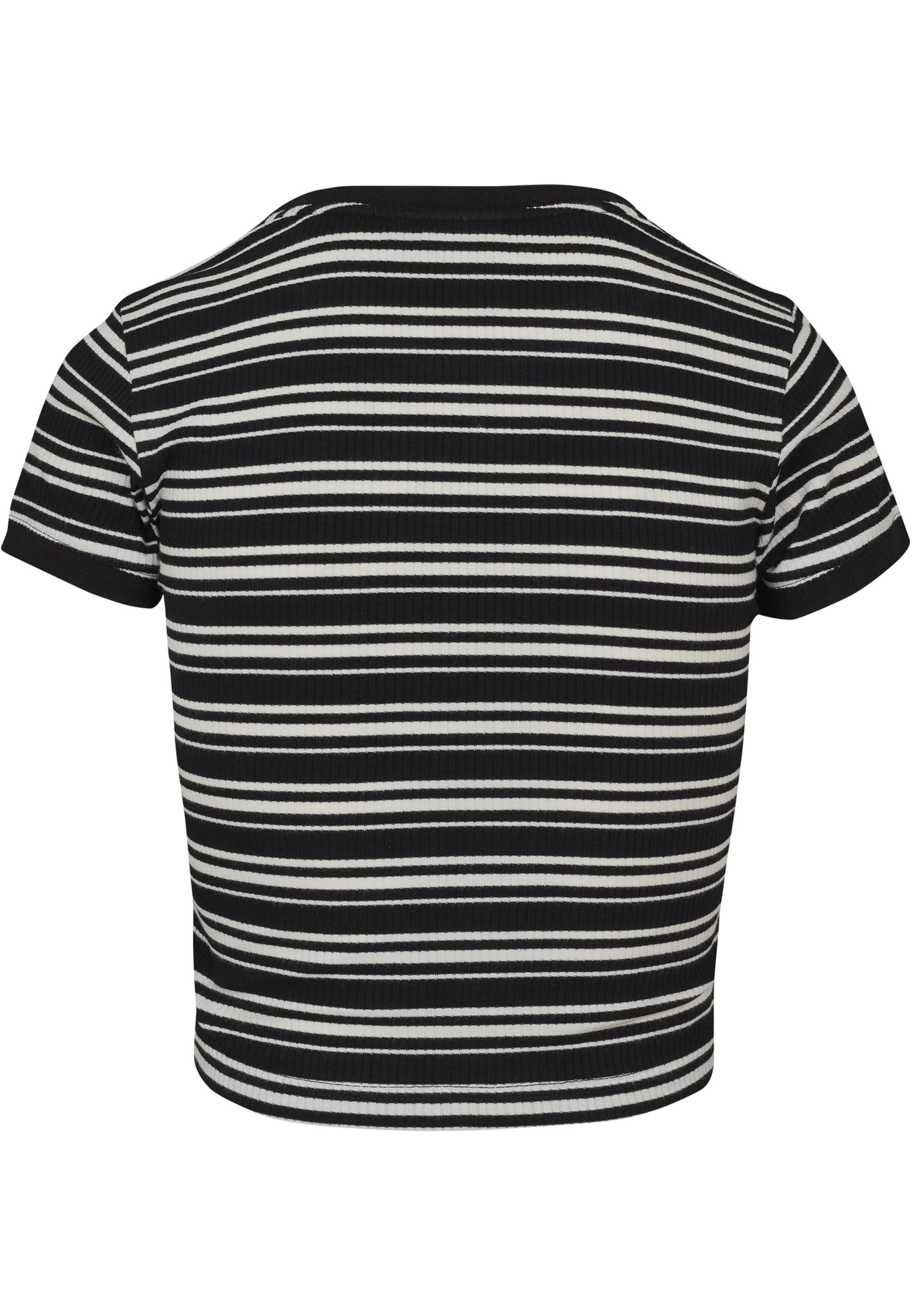 T In Classics Urban shirt SchwarzWeiß bgf67Yy