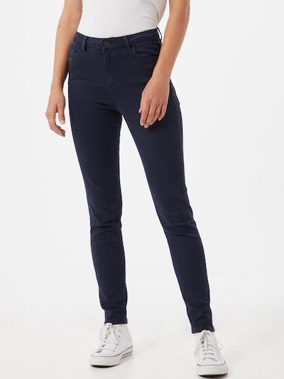 ESPRIT Jean en bleu marine, Vue avec modèle