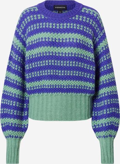 Megztinis 'Pedina' iš Sportmax Code , spalva - mėlyna / mėtų spalva, Prekių apžvalga