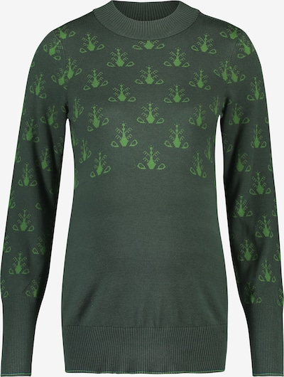 Noppies Pullover 'Levy' in grün / apfel: Frontalansicht