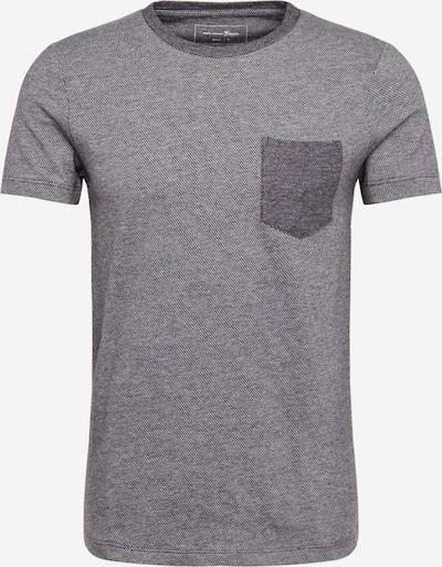 TOM TAILOR DENIM T-Shirt en gris, Vue avec produit