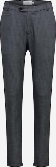 Les Deux Hose 'Como Herringbone Suit Pants' in navy, Produktansicht