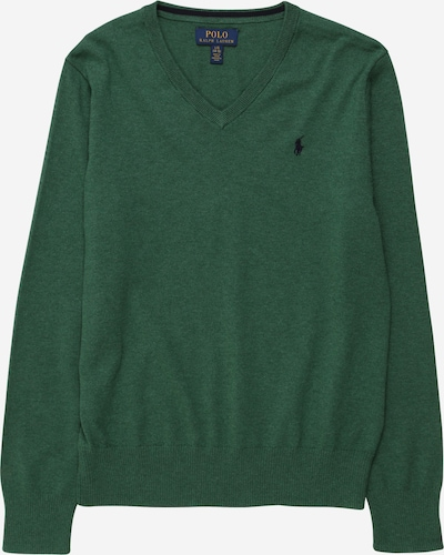 POLO RALPH LAUREN Pullover in hellgrün, Produktansicht