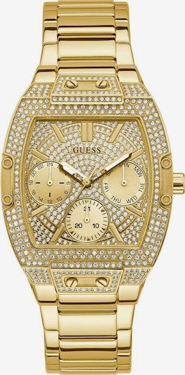 GUESS Reloj analógico en oro, Vista del producto