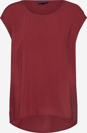 tigha Shirt 'Linja' in rot, Produktansicht