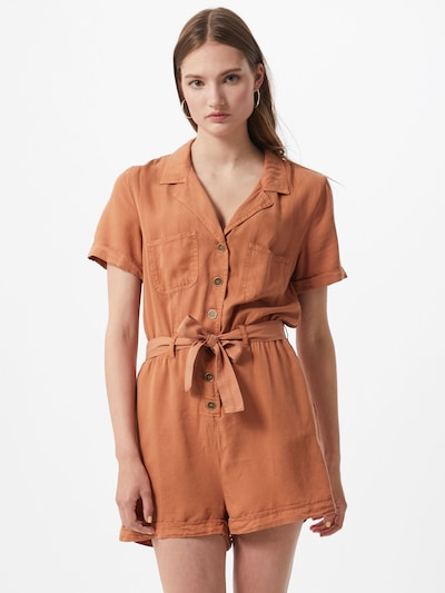 Hailys Overall ' Zoe' in apricot, Modelansicht