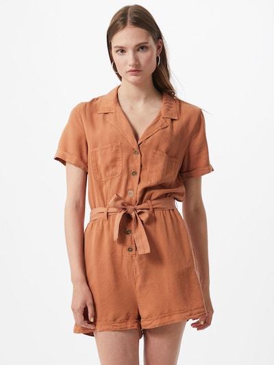 Hailys Combinaison ' Zoe' en abricot, Vue avec modèle