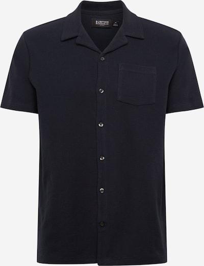 BURTON MENSWEAR LONDON Košile 'WAF REVERE SHRT NAVY' - černá, Produkt