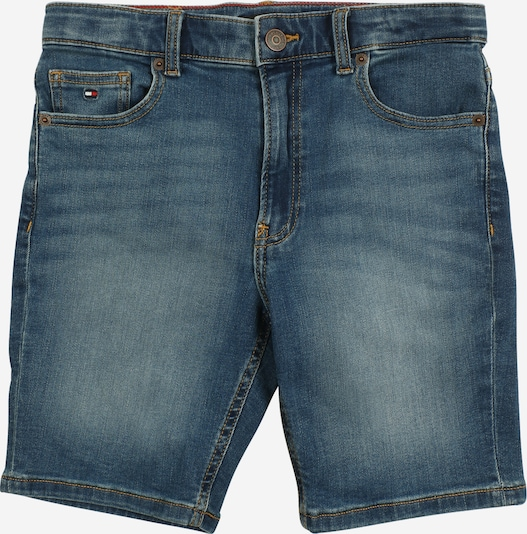 TOMMY HILFIGER Hose in blue denim, Produktansicht