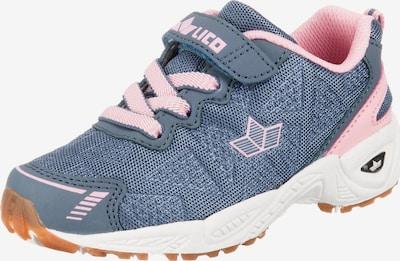 LICO Sportschuhe 'Flori VS' in stone / rosa, Produktansicht