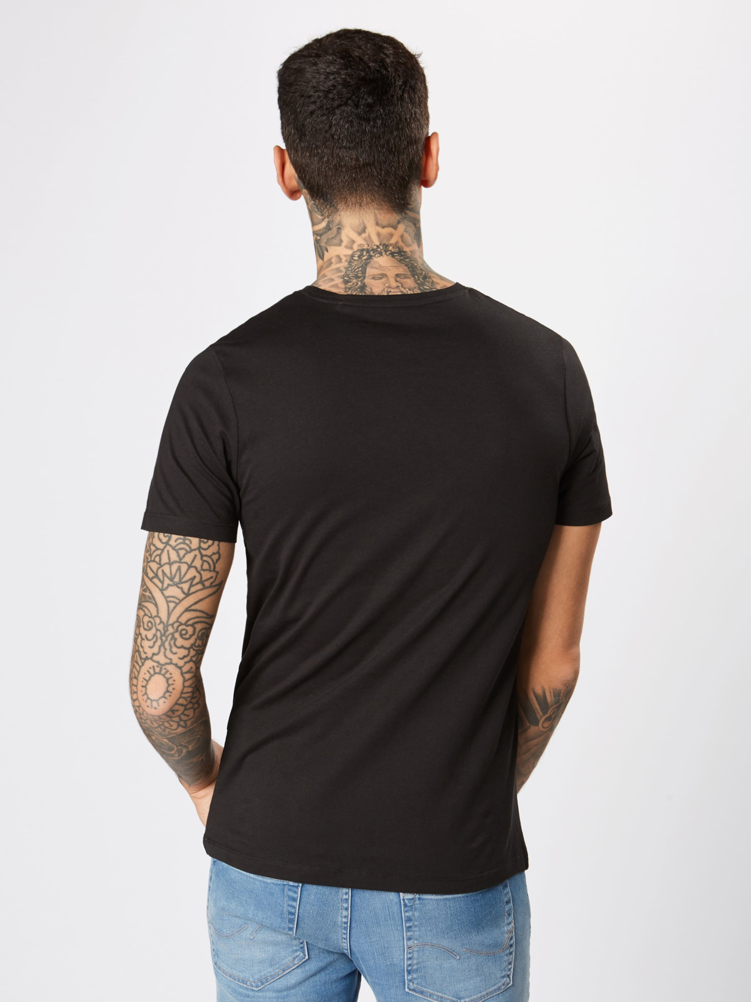 Jackamp; shirt Jones T En NoirBlanc Y76gbfy