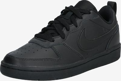 Sportbačiai 'Nike Court Borough Low 2' iš Nike Sportswear , spalva - juoda: Vaizdas iš priekio
