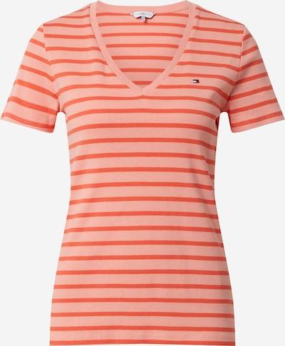 TOMMY HILFIGER Shirt 'AISHA' in koralle / rosa, Produktansicht