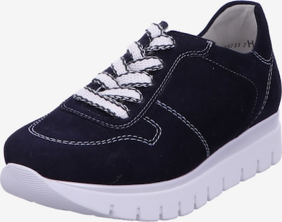 SEMLER Sneakers in Night blue / White, Item view