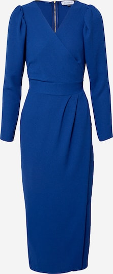 Closet London Kleid in royalblau, Produktansicht