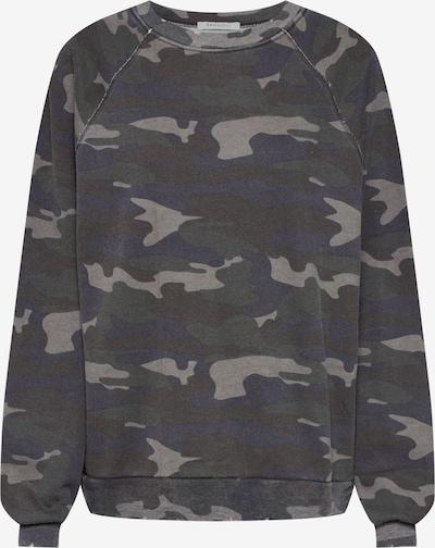 Ragdoll LA Sweat-shirt 'Oversized Sweatshirt' en kaki, Vue avec produit