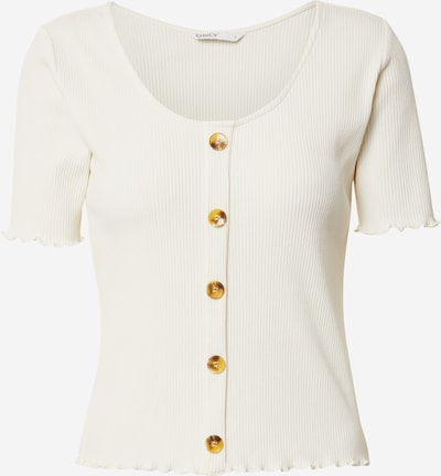 ONLY Shirt JUDITH in beige, Produktansicht