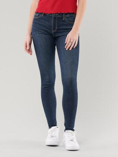 HOLLISTER Jeans 'DARK MRSS 1234' in blue denim: Frontalansicht