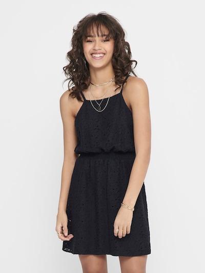 ONLY Kleid in nachtblau, Modelansicht