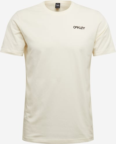 OAKLEY Functioneel shirt 'BACK AD HERITAGE' in de kleur Wit, Productweergave