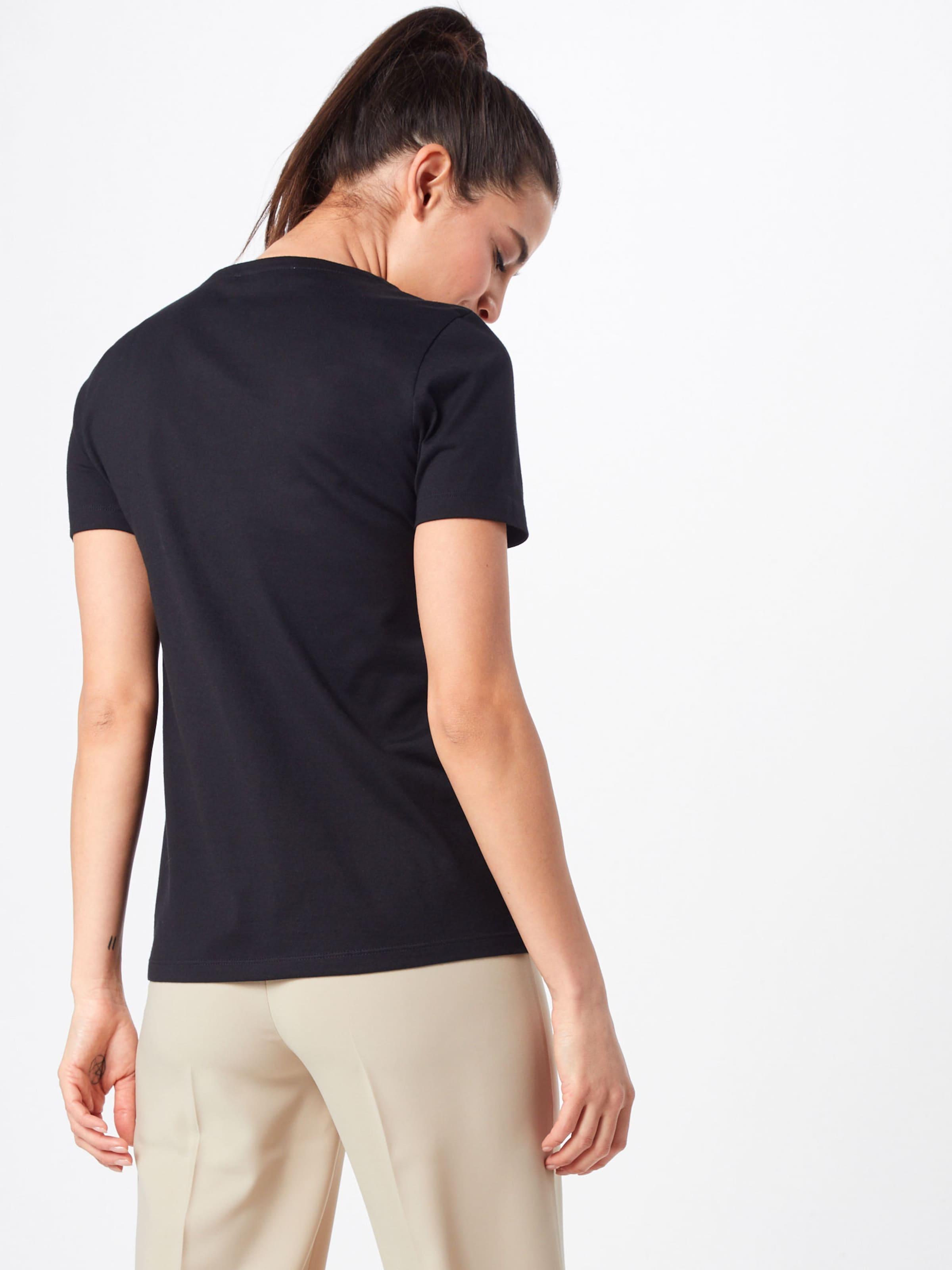 In Lacoste Lacoste In In Schwarz Schwarz Lacoste Shirt Schwarz Shirt Shirt OX8Pk0wn