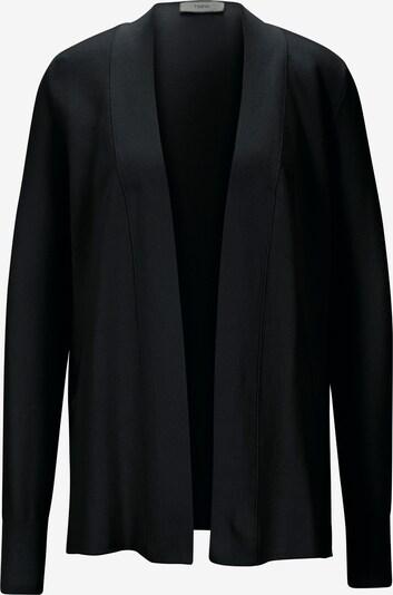 heine Strickjacke in schwarz, Produktansicht