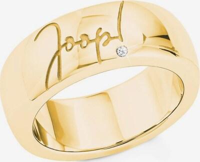 JOOP! Joop! Fingerring »2027693, 2027694, 2027695, 2027696« in goldgelb, Produktansicht