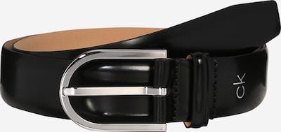Curea '35mm' Calvin Klein pe negru, Vizualizare produs