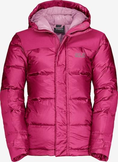JACK WOLFSKIN Jacke 'Mount Cook' in pink, Produktansicht