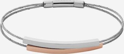 SKAGEN Armband 'ELIN' in rosegold / silber, Produktansicht