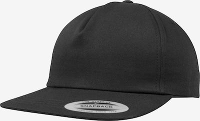 Flexfit Snapback in schwarz, Produktansicht