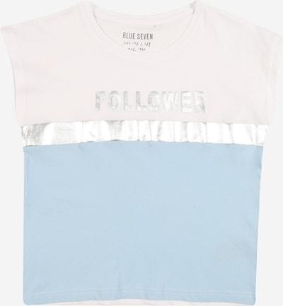 BLUE SEVEN T-Shirt en bleu clair, Vue avec produit