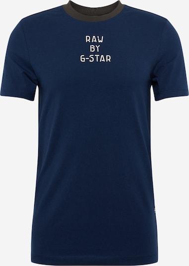 G-Star RAW Shirt in dunkelblau, Produktansicht