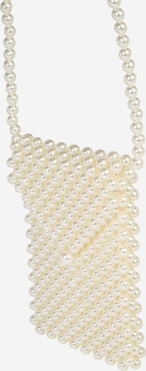 OBJECT Tasche 'LINE PEARL BAG 107' in creme, Produktansicht