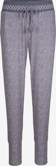 LingaDore Pantalon de pyjama 'Myths' en gris / poudre, Vue avec produit