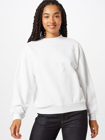 REPLAY Sweatshirt in de kleur Groen / Rood / Wit: Vooraanzicht